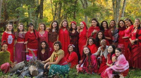 Curandeira Curada – O poder do Sagrado Feminino